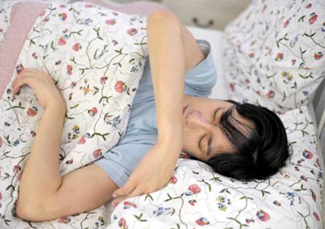 無職の睡眠