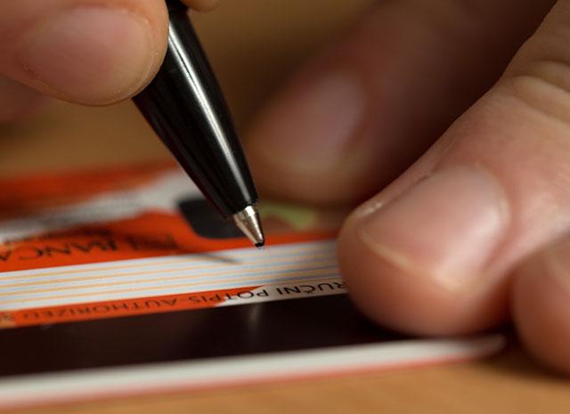 クレジットカードの審査