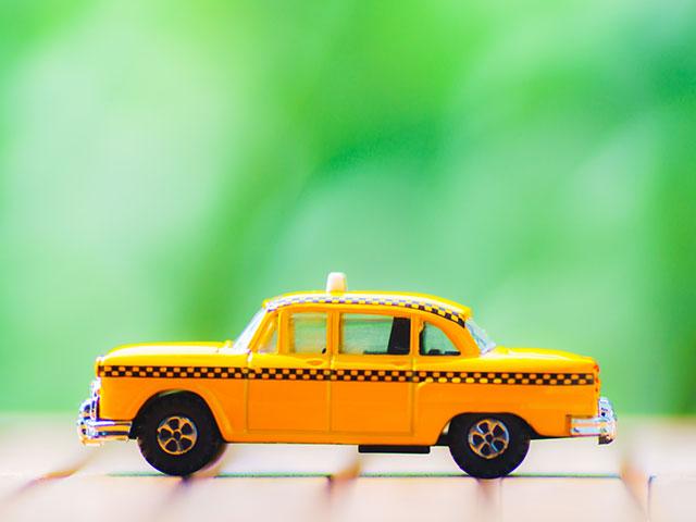 タクシー運転手の労働時間