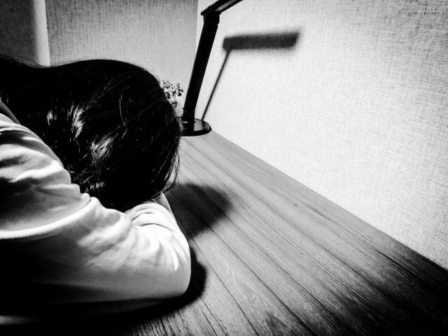 無職の女性の不安